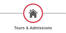 tours & admissions